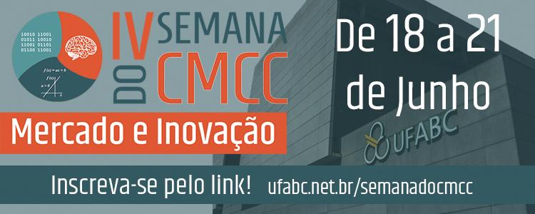 IV Semana do CMCC