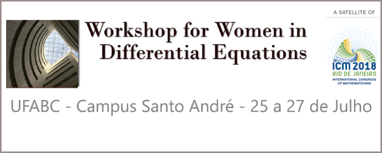 Workshop for Women in Differential Equations